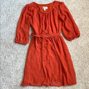 Juniors spring or summer dress